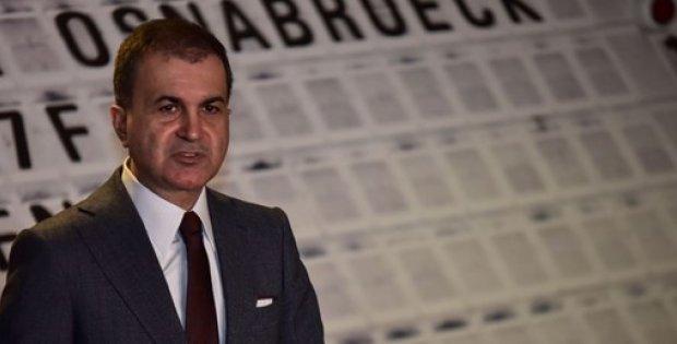 AK Parti Sözcüsü Çelik'ten açıklama..