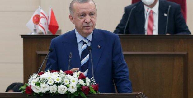 Erdoğan'dan KKTC'ye külliye müjdesi