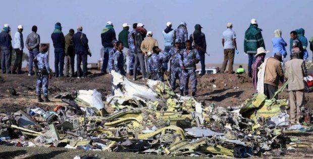 Etiyopya'da 157 kişinin hayatını kaybettiği uçak kazası