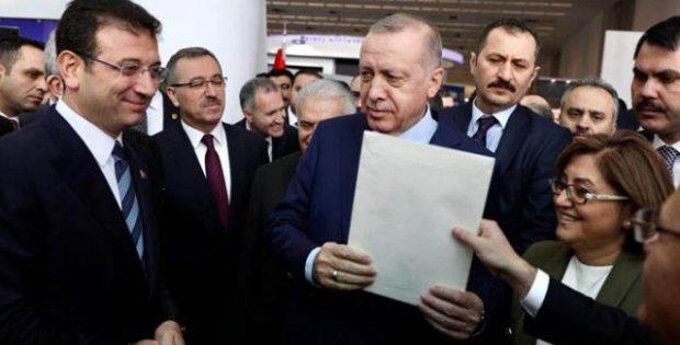 İmamoğlu'nun Erdoğan'a verdiği 4 sayfalık mektubun detayları