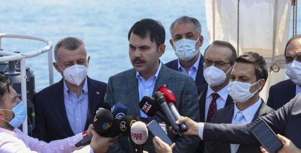 Kurum: Boğazımızı kirliliğe terk etmeyeceğiz
