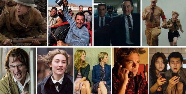 Oscar ödülleri İşte kazanan filmler...