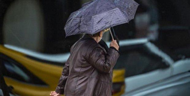 Perşembe günü yağışlı hava geliyor