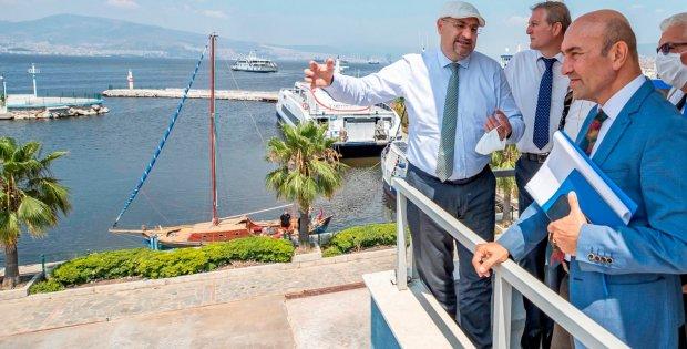"""Sadece İZDENİZ değil, tüm İzmir yararlanacak"""""""