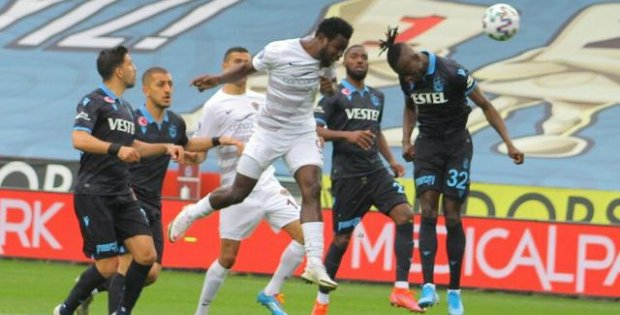 Trabzonspor 90+6'da yıkıldı