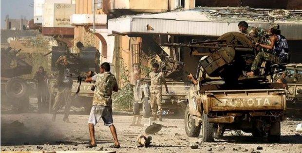 Üç ülkeden Libya için çağrı: Çatışmaları durdurun